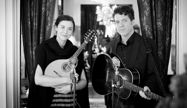 JOE HENRY & LISA HANNIGAN