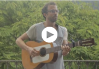 Jesse Harris - Recording Sub Rosa in Brazil