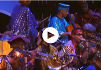 "jazz at lincoln center presents ""Carefree #2"" - SUN RA CENTENNIAL DREAM ARKESTRA"