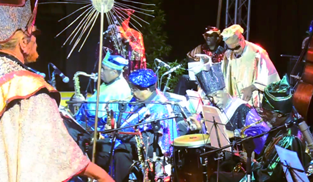The Sun Ra Centennial Dream Arkestra